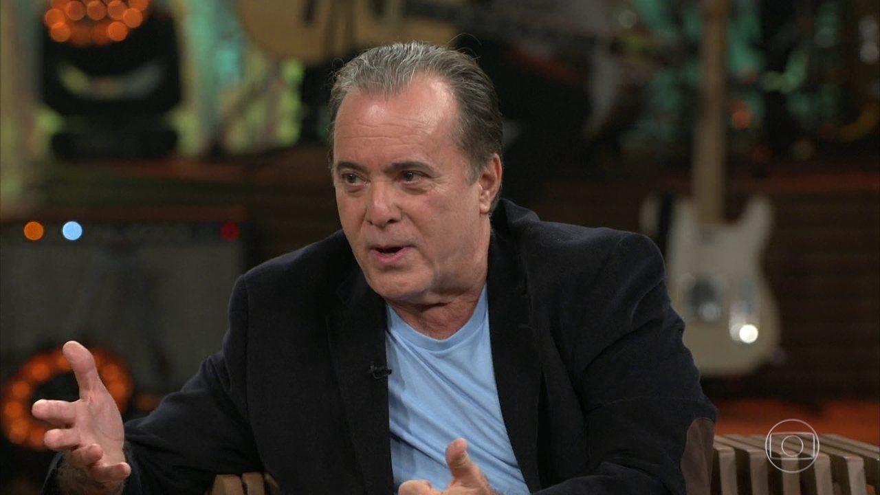 Tony Ramos fala sobre o compromisso da TV com o público e a reinvenção das novelas