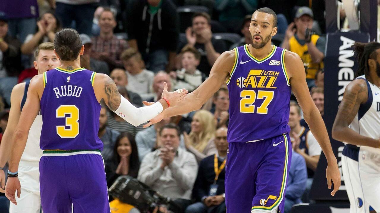 Melhores momentos: Mavericks 102 x 117 Jazz, pela NBA