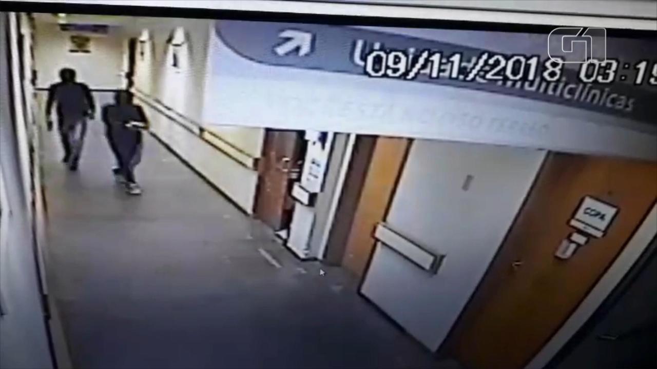 Jovem é morto por engano dentro de hospital em São Leopoldo, diz polícia