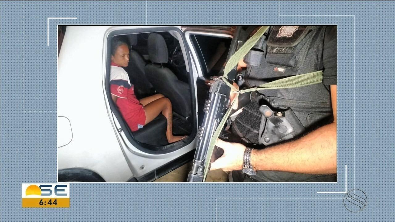 Operação policial prende suspeitos de envolvimento com tráfico de drogas