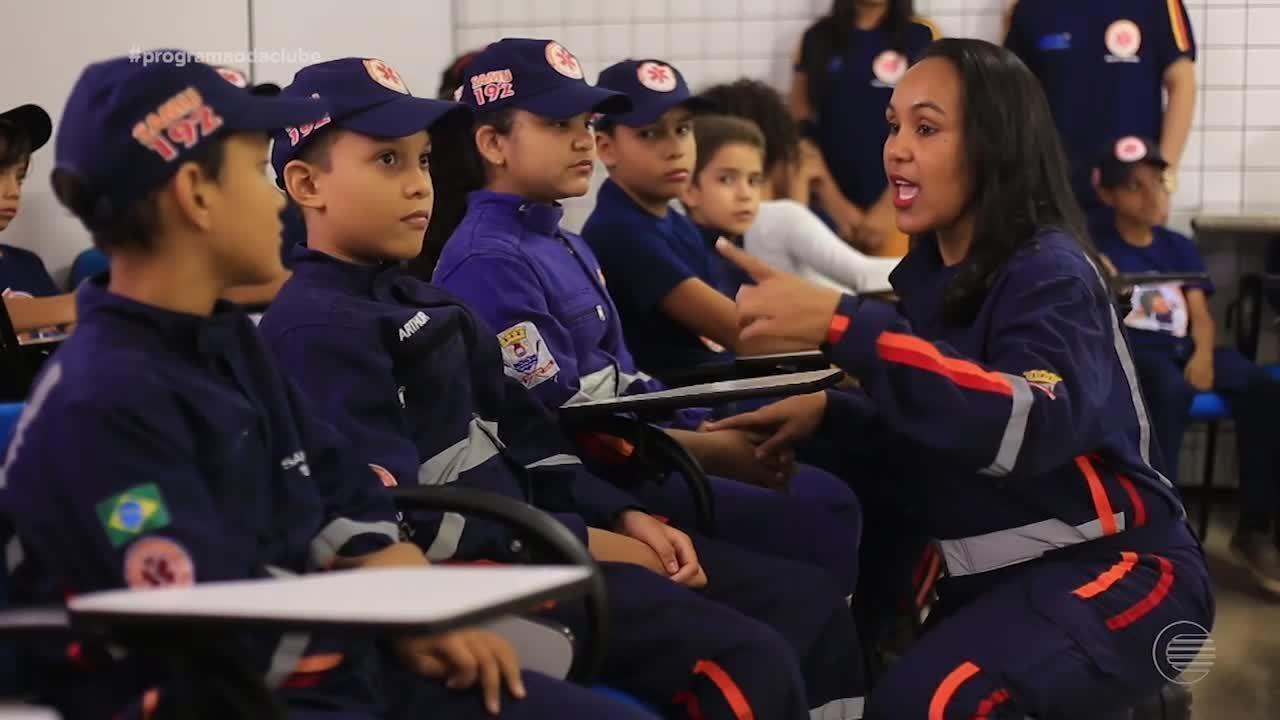 Projeto Samuzinho ensina primeiros socorros a crianças e adolescentes em Teresina