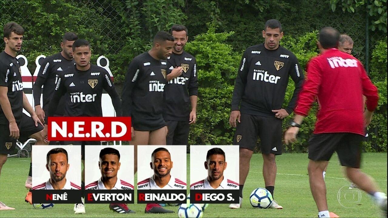 5c0b66d993042 Corinthians x São Paulo  Everton pode iniciar clássico no banco ...