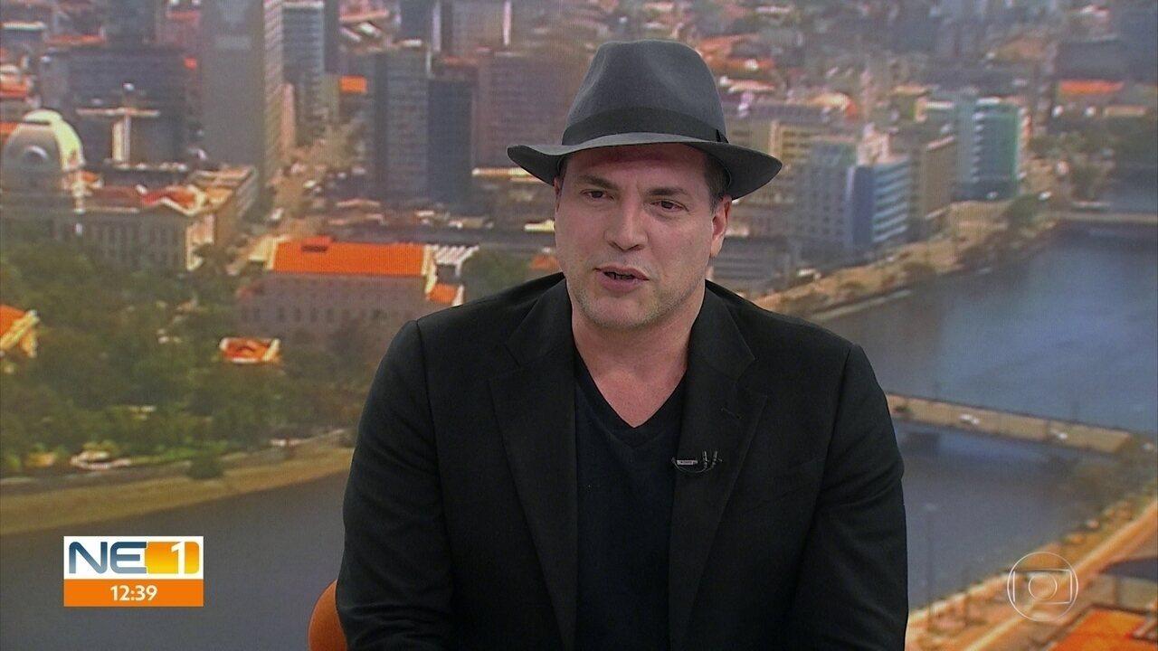 Daniel Boaventura faz shows no Recife