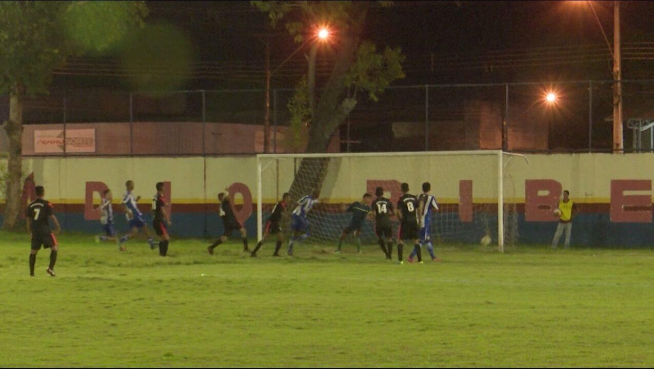 São Raimundo-RR vence o Rio Negro e avança à semi do 2º turno do Estadual Sub-20