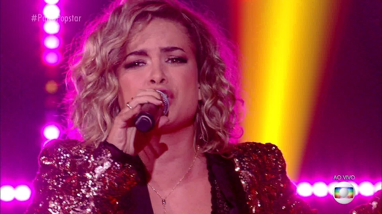 Lua Blanco cantou 'What's Up?'