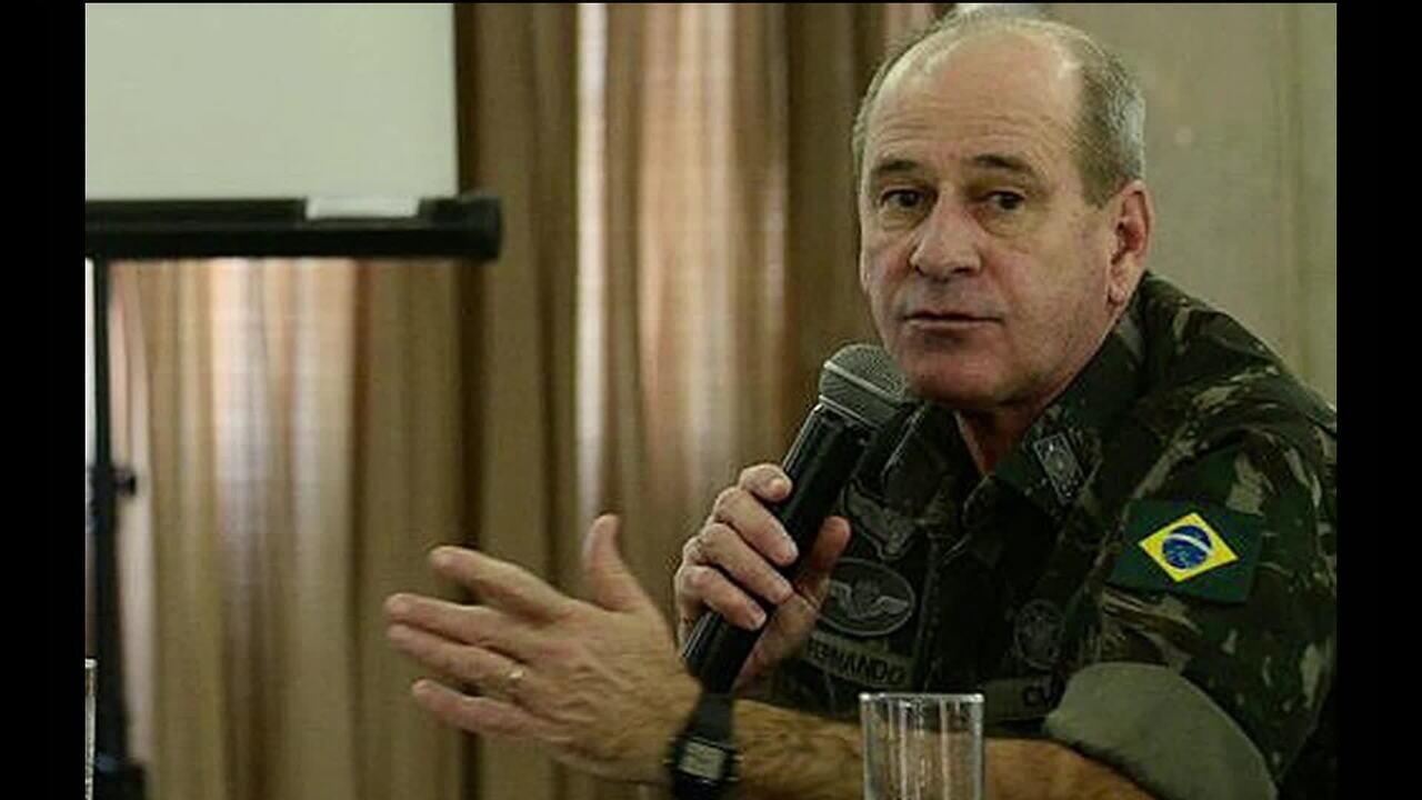 Resultado de imagem para general da reserva Fernando Azevedo e Silva