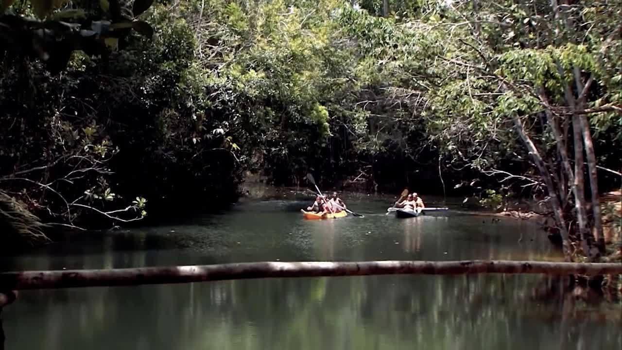 Brasil tem cenários perfeitos para prática de esportes aquáticos