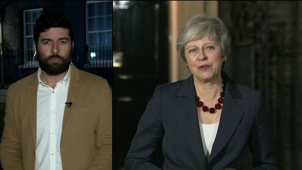 Gabinete de premiê britânica aprova acordo sobre saída do Reino Unido da União Europeia