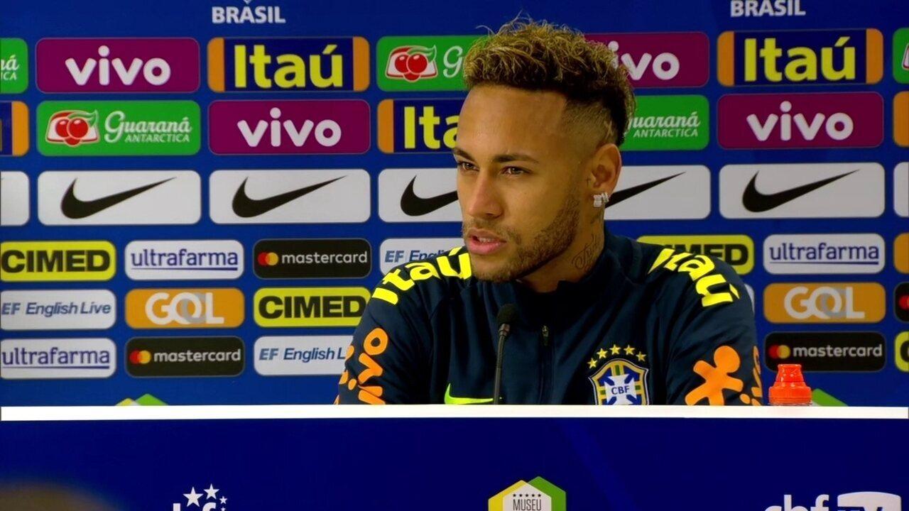 Neymar critica informações do Football Leaks: fake news