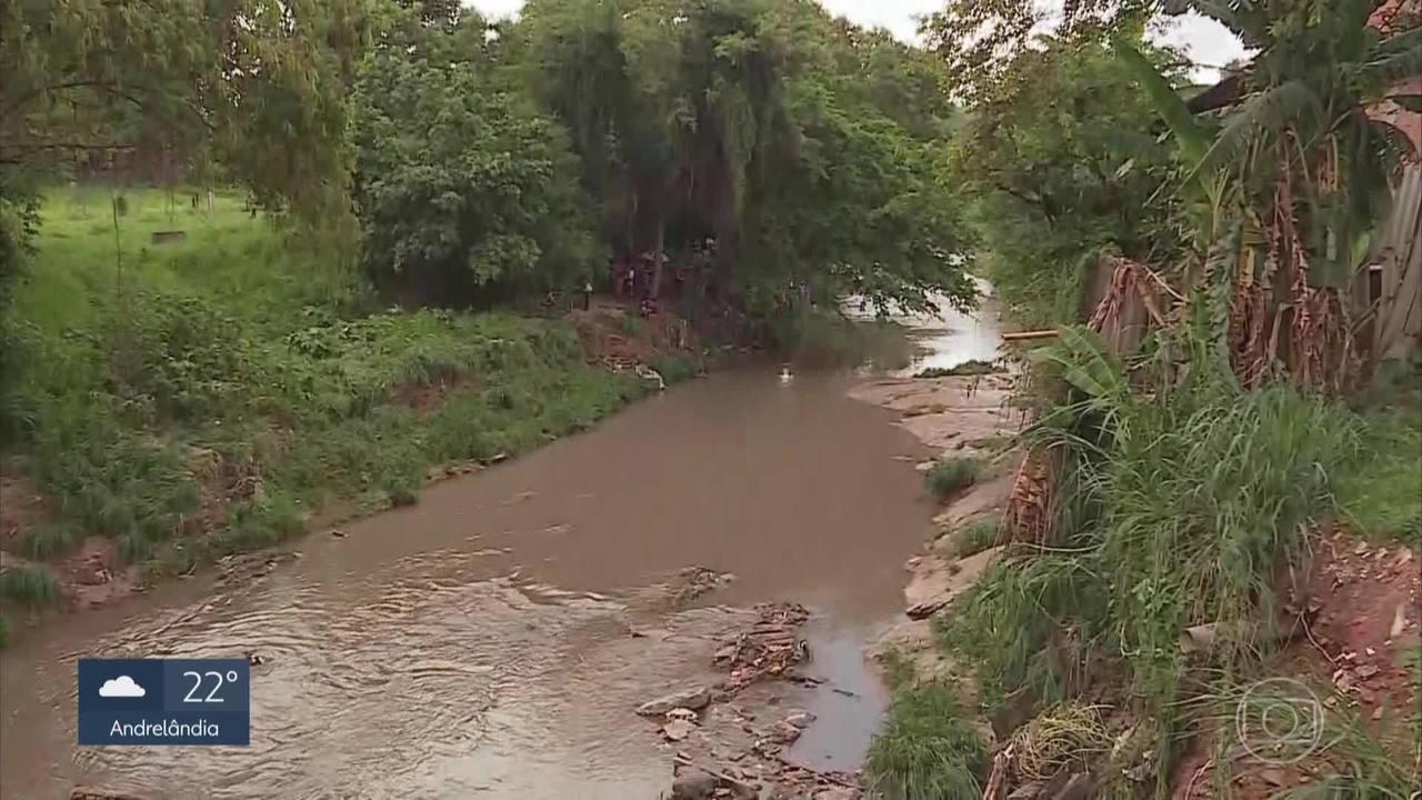 Corpo de jovem que desapareceu em enxurrada é encontrado em Belo Horizonte