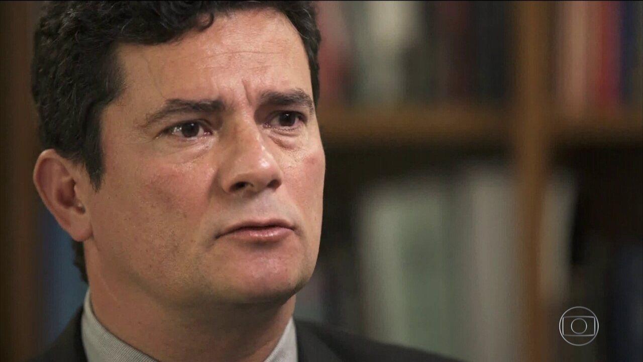 Futuro ministro, Sérgio Moro antecipa a saída do cargo de juiz federal