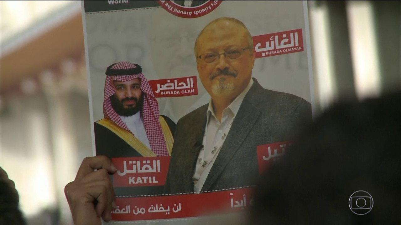 Príncipe da Arábia Saudita mandou matar jornalista, conclui CIA