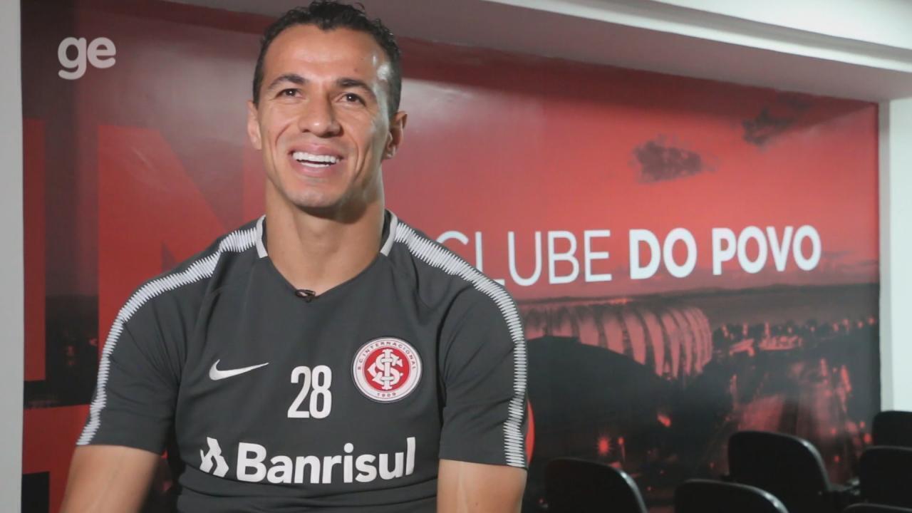 Damião revive velhos tempos com gols e fala sobre futuro