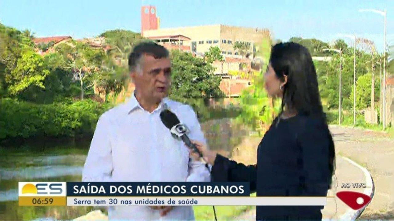 Serra, ES, tem 30 médicos cubanos em unidades de saúde do município