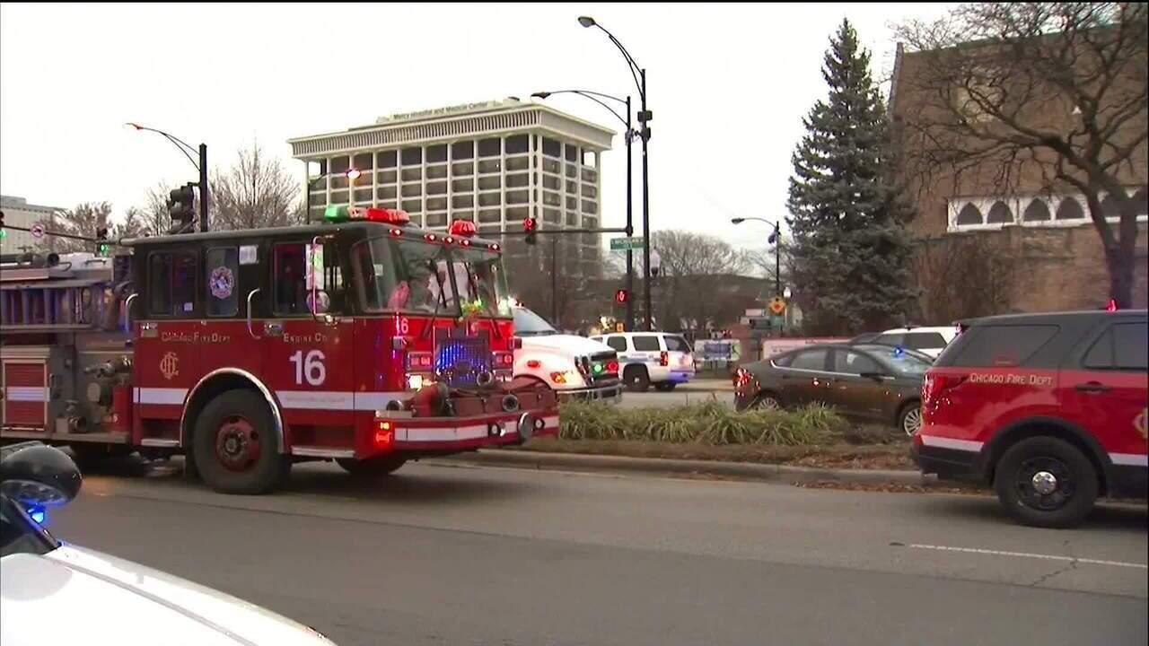 Tiroteio deixa vítimas perto de Hospital de Chicago