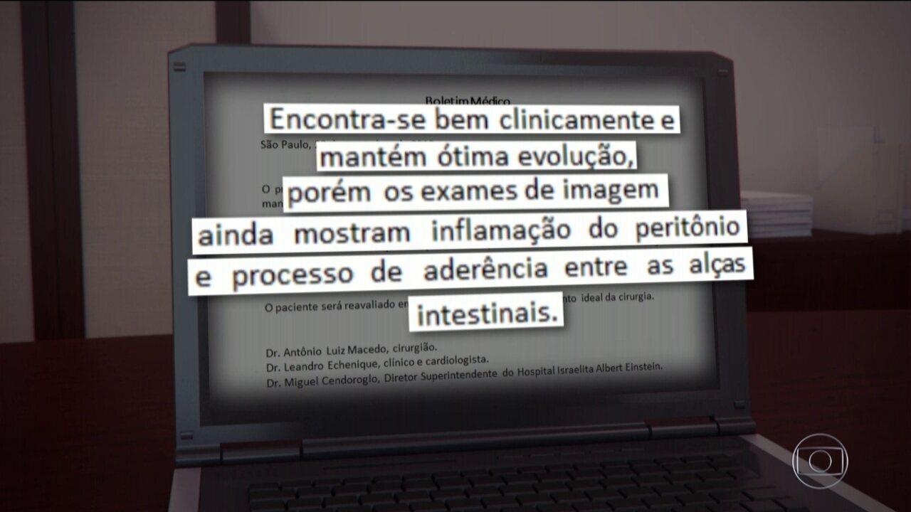 Hospital diz que cirurgia de Jair Bolsonaro foi adiada para o ano que vem