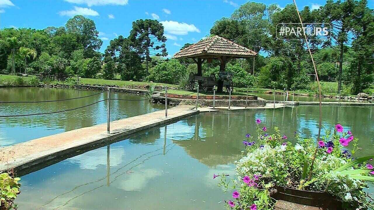 #partiuRS: conheça um pouco de Ipiranga do Sul, no norte do RS