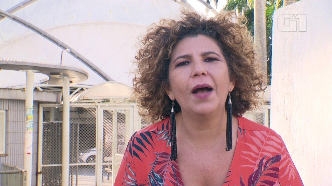 Rita Benneditto comemora os 15 anos do show Tecnomacumba no Circo Voador