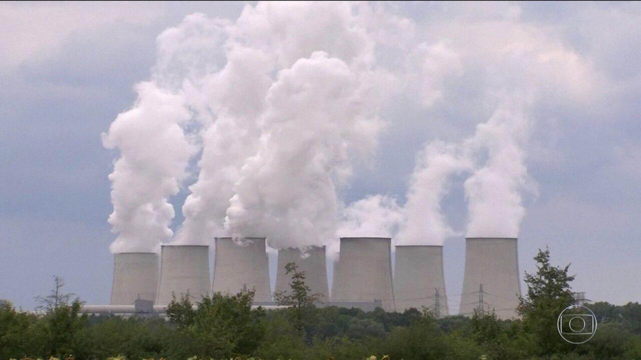 ONU alerta para aumento das emissões de CO2, depois de 3 anos de estagnação