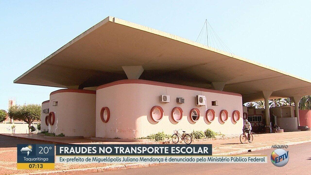 ce99dc47889 MPF denuncia ex-prefeito e mais 10 por fraudes em licitação em  Miguelópolis