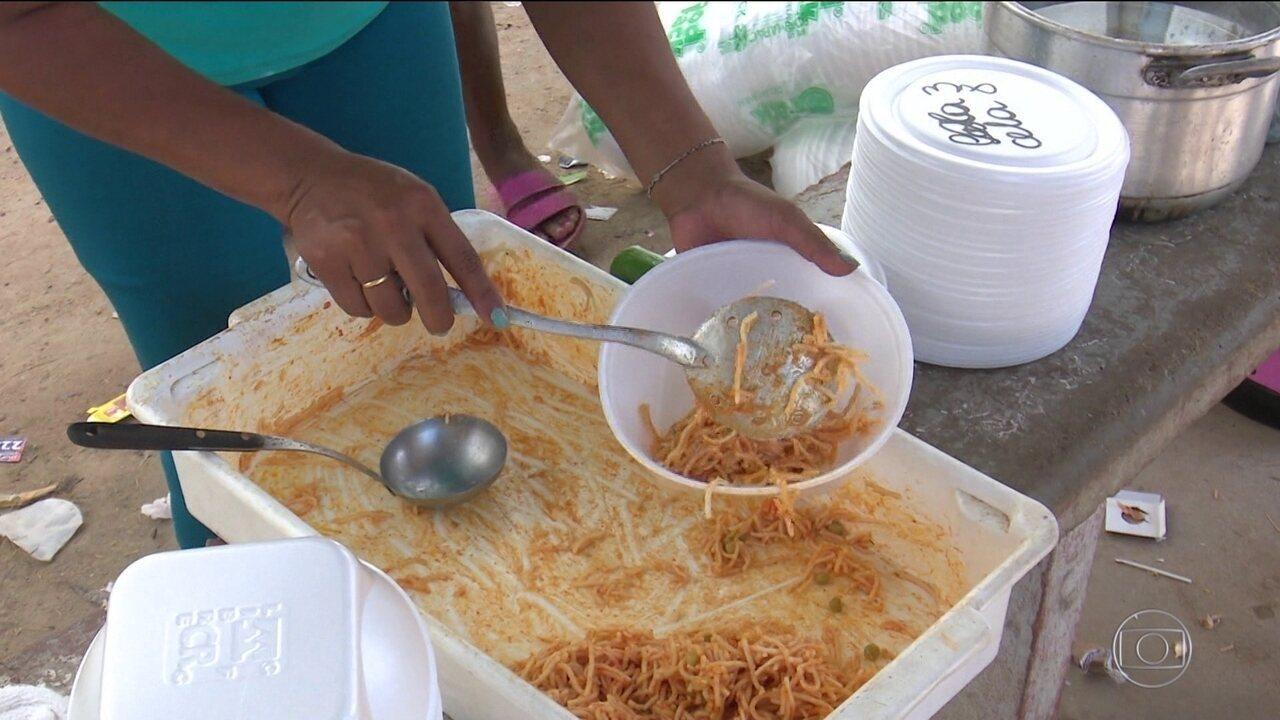 PF realiza operação contra fraudes em fornecimento de comida em presídios de Roraima