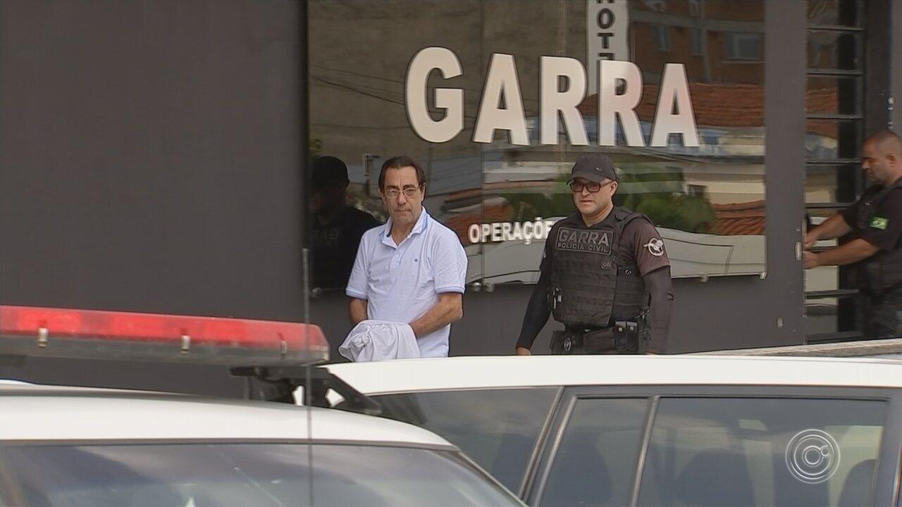 Ex-vice-prefeito de Itu começa a cumprir pena pela morte de advogado