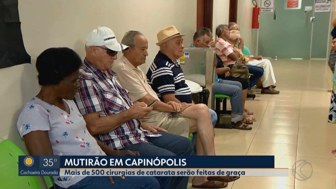 Mais de 500 pacientes serão atendidos em várias cidades da região
