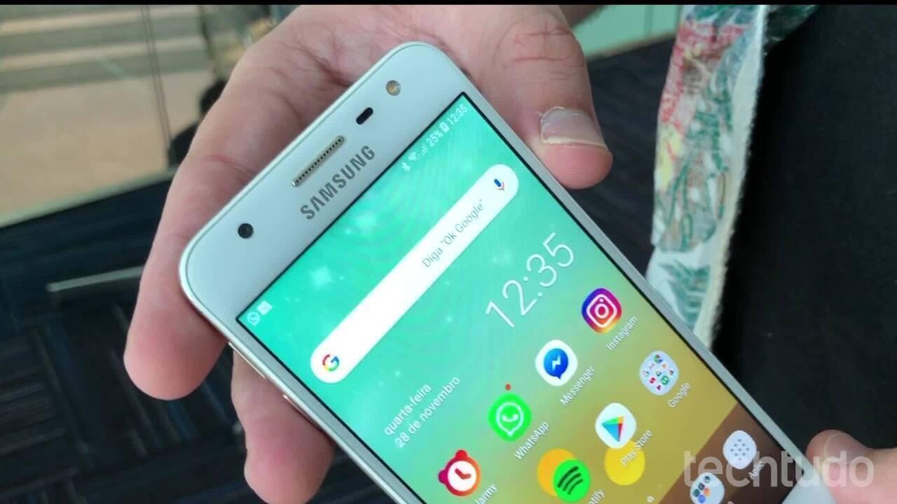 Galaxy J5 Prime: ainda vale a pena comprar o celular da Samsung em 2018?
