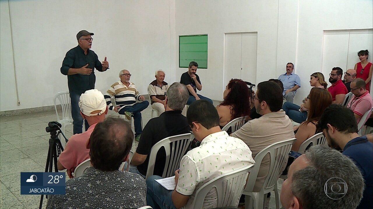 Encenação da Paixão de Cristo do Recife vira disputa judicial