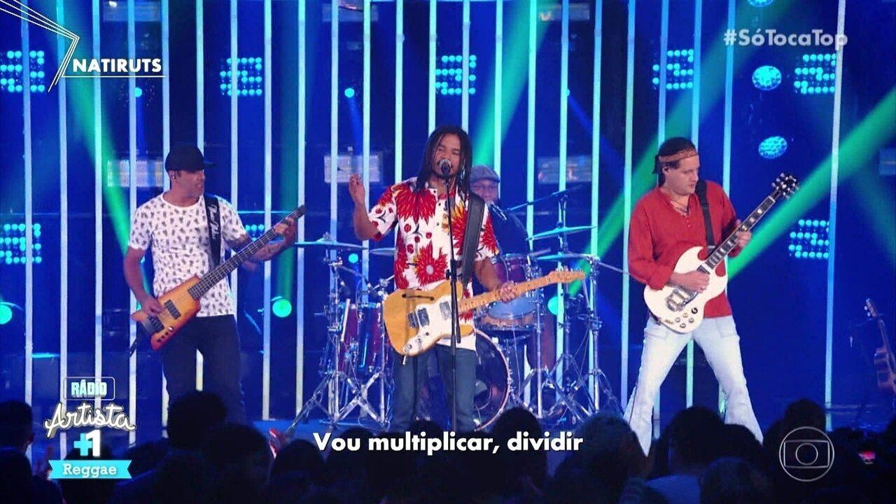 Natiruts apresenta a canção 'Serei Luz'