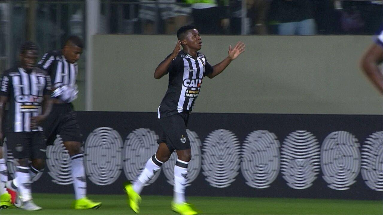 Melhores momentos  Atlético-MG 1 x 0 Botafogo pela 38ª rodada do Campeonato  Brasileiro 24965e35f7e04