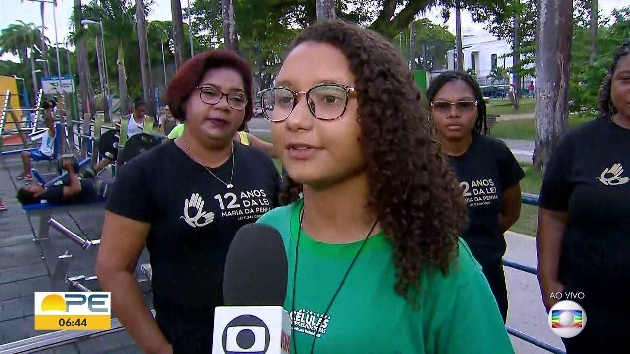 Dia Internacional dos Direitos Humanos é marcado por série de eventos no Recife