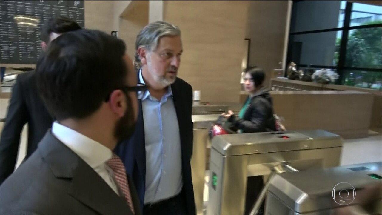 MP quer que Palocci pague multa de R$ 68 milhões para continuar em prisão domiciliar