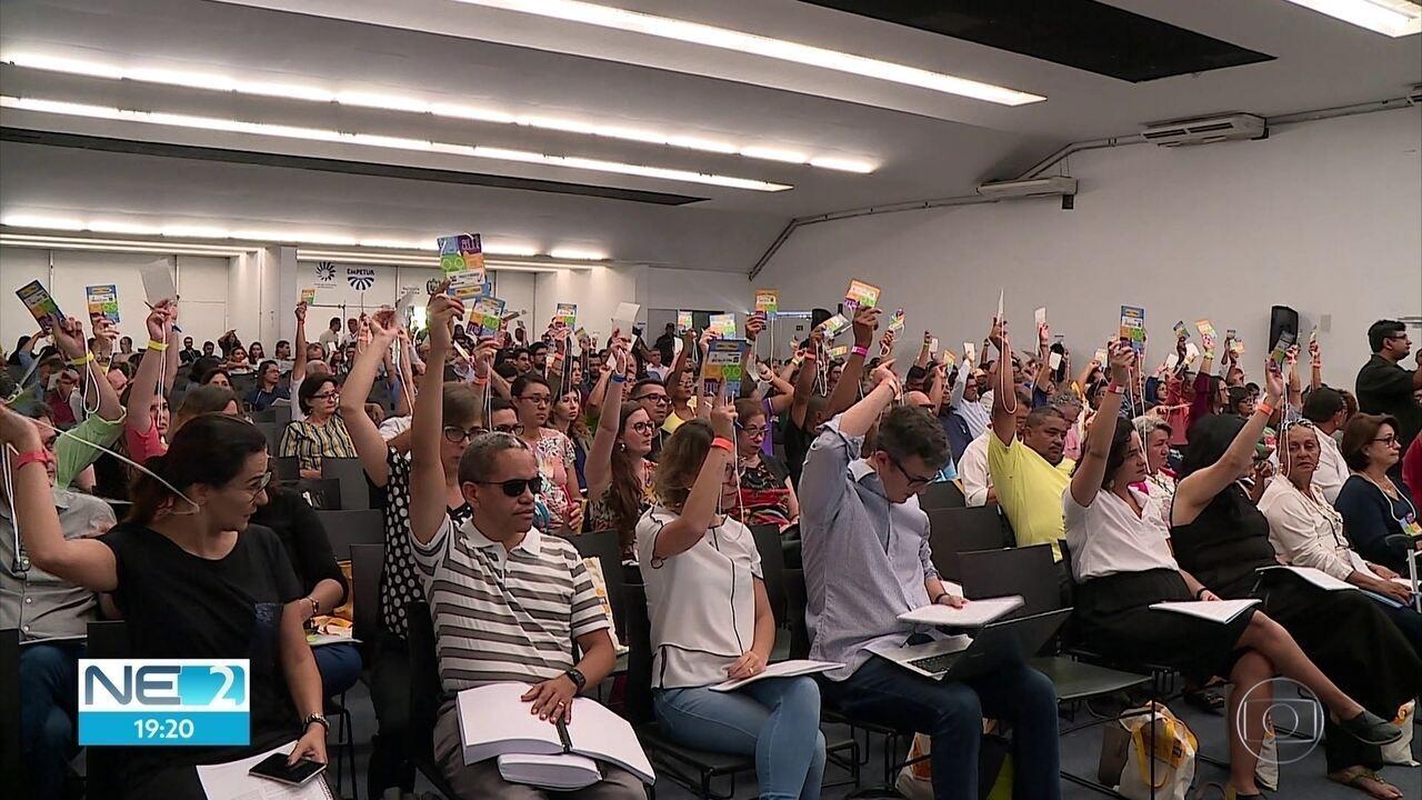 Conferência de revisão do Plano Diretor do Recife é finalizada
