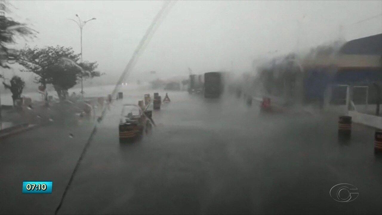 Fortes chuvas no Sertão alagoano prejudica moradores