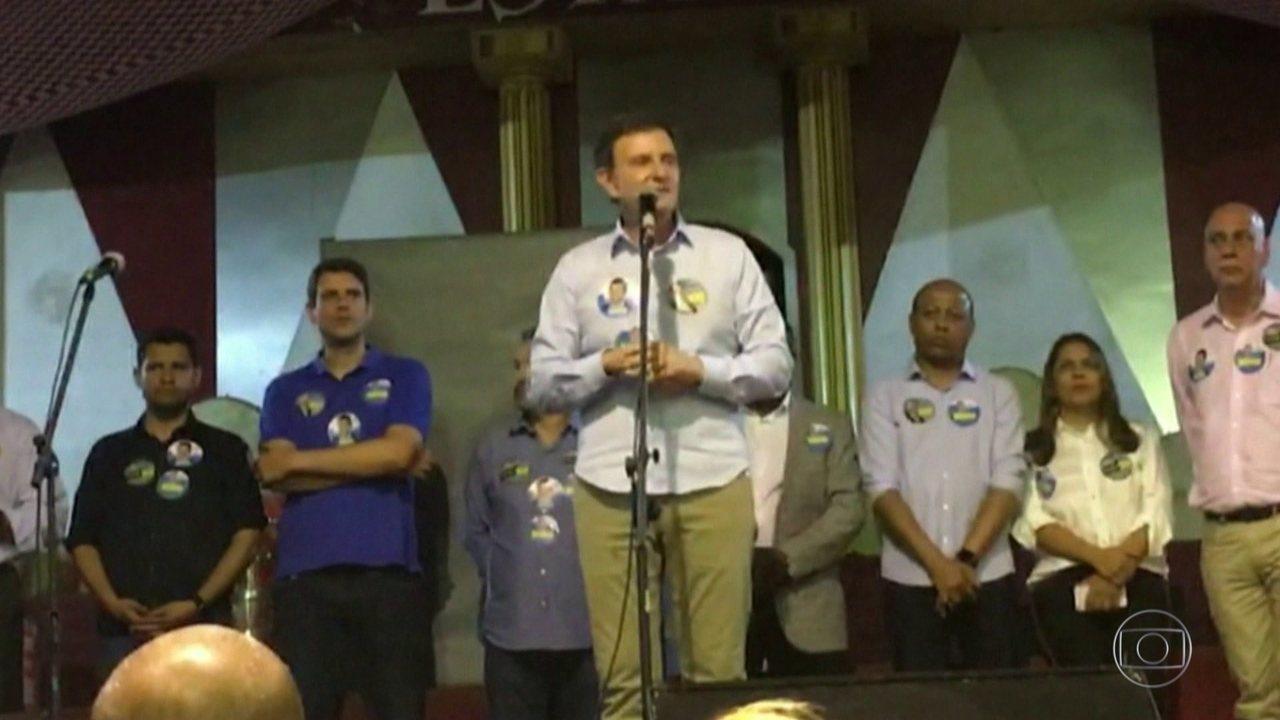 MPE denuncia Crivella por uso eleitoreiro da máquina pública