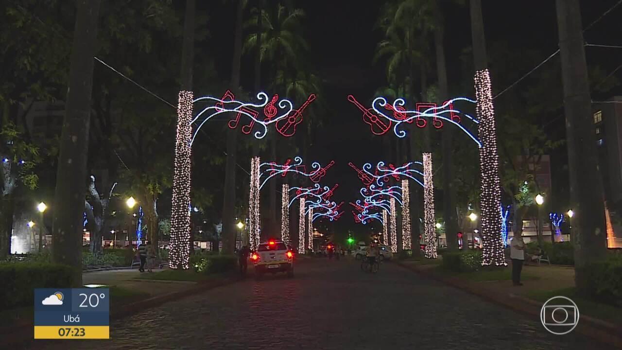 Iluminação da Praça da Liberdade será inaugurada nesta quinta-feira