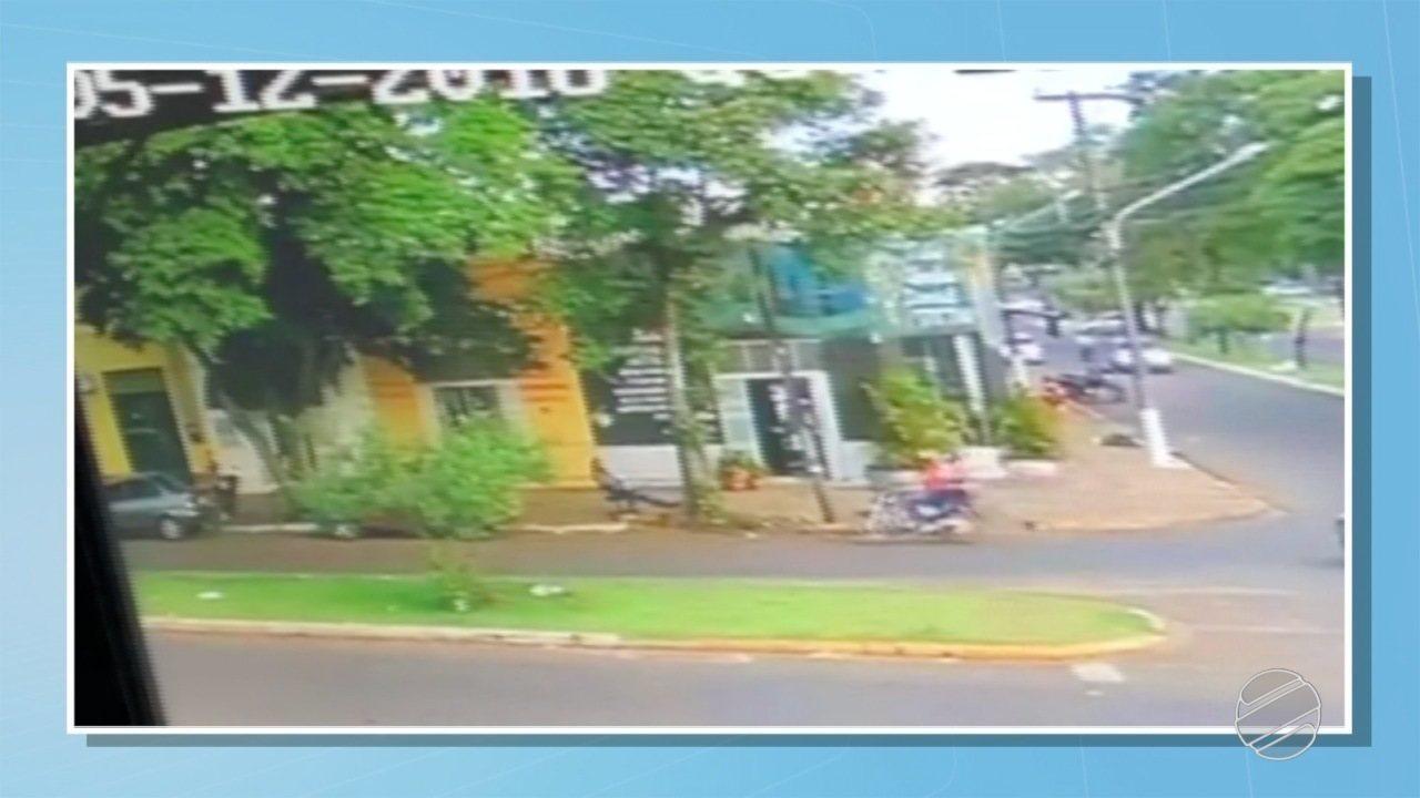 Dois são mortos em poucas horas na região de fronteira com Paraguai