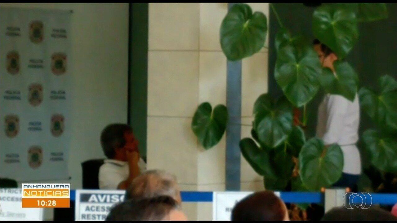 Ex-presidente da Agetop, Jayme Rincón é preso novamente em operação da PF, em Goiás
