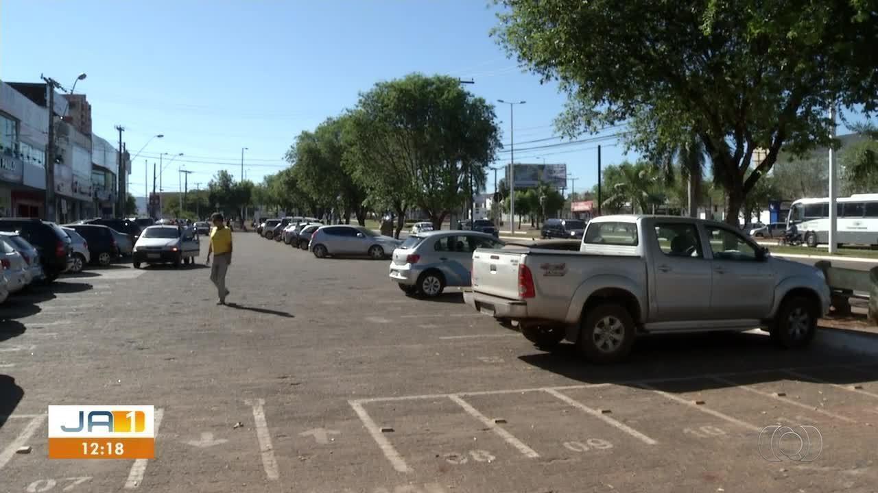Secretário da Casa Civil fala sobre a volta do estacionamento rotativo em Palmas