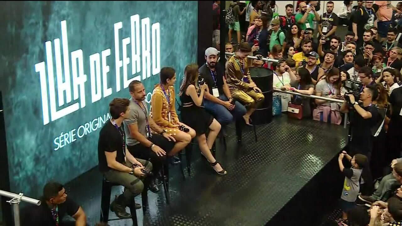 Grupo Globo leva estande do Globoplay para a Comic Con Experience