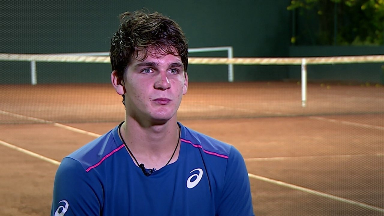 9a96645773c Brasileiro mais jovem a jogar Rio Open