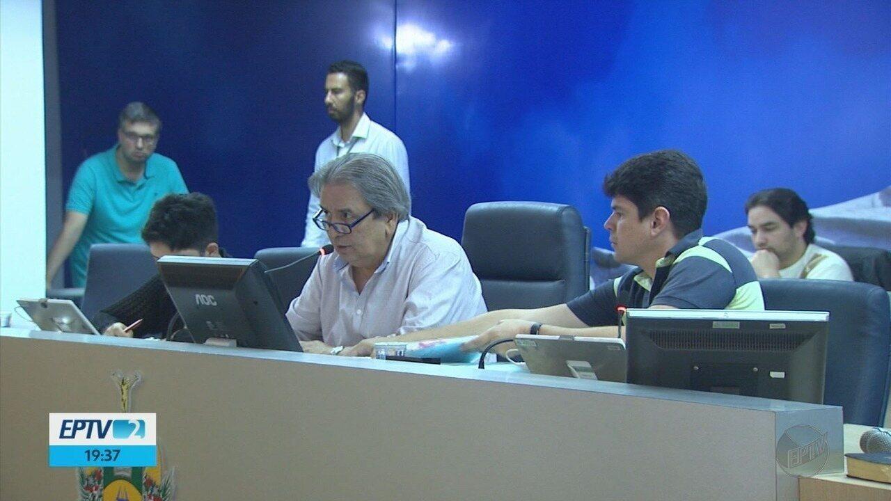 Câmara de Poços de Caldas aprova projetos para empréstimos de quase R$ 100 milhões