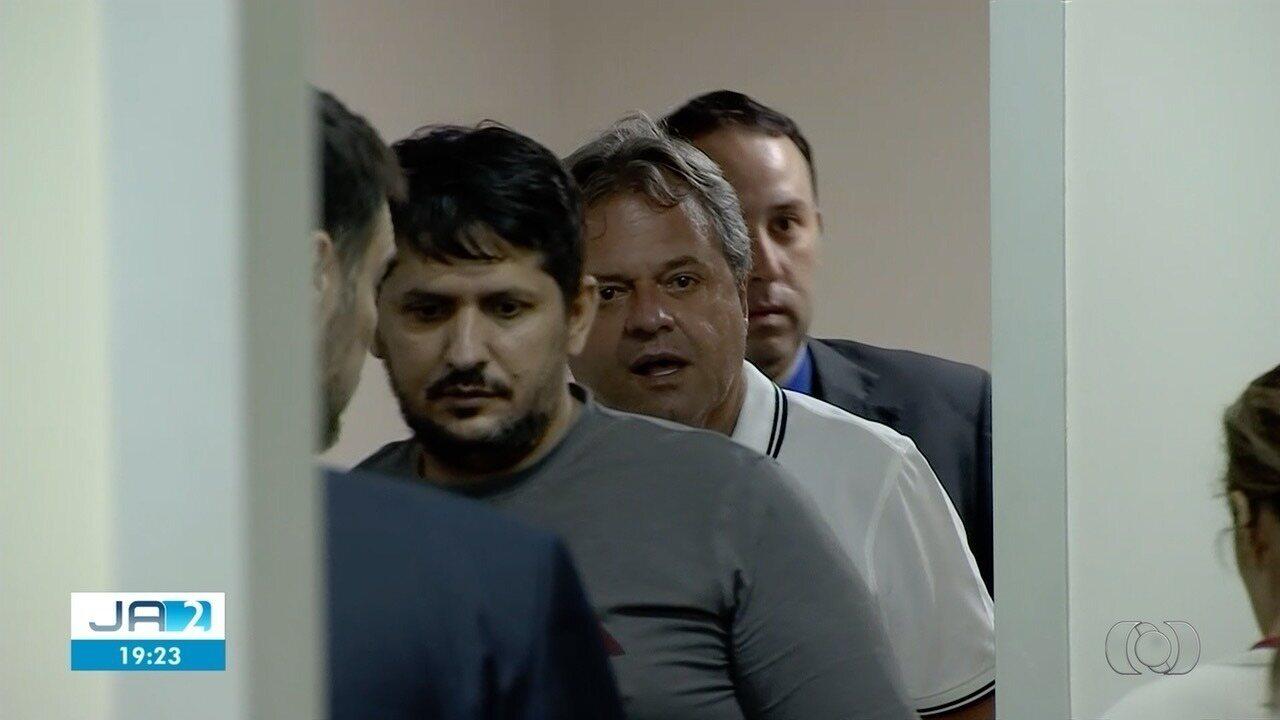 Quatro são presos em Operação Confraria da PF em Goiás