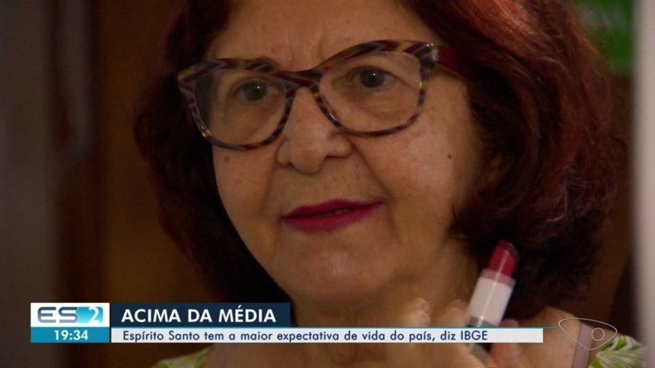 ES tem a maior expectativa de vida do país, aponta IBGE