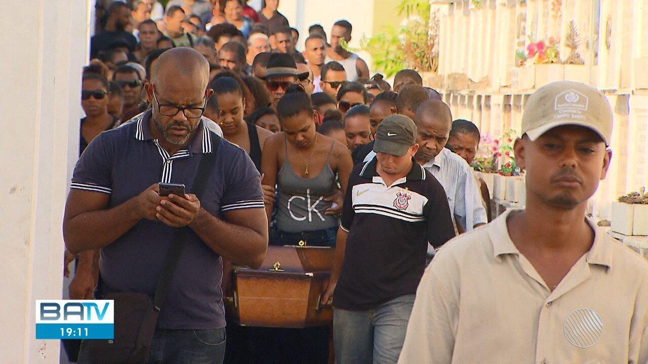 Destaques do dia: corpo de mulher morta ao ser atropelada no Campo Grande é enterrado