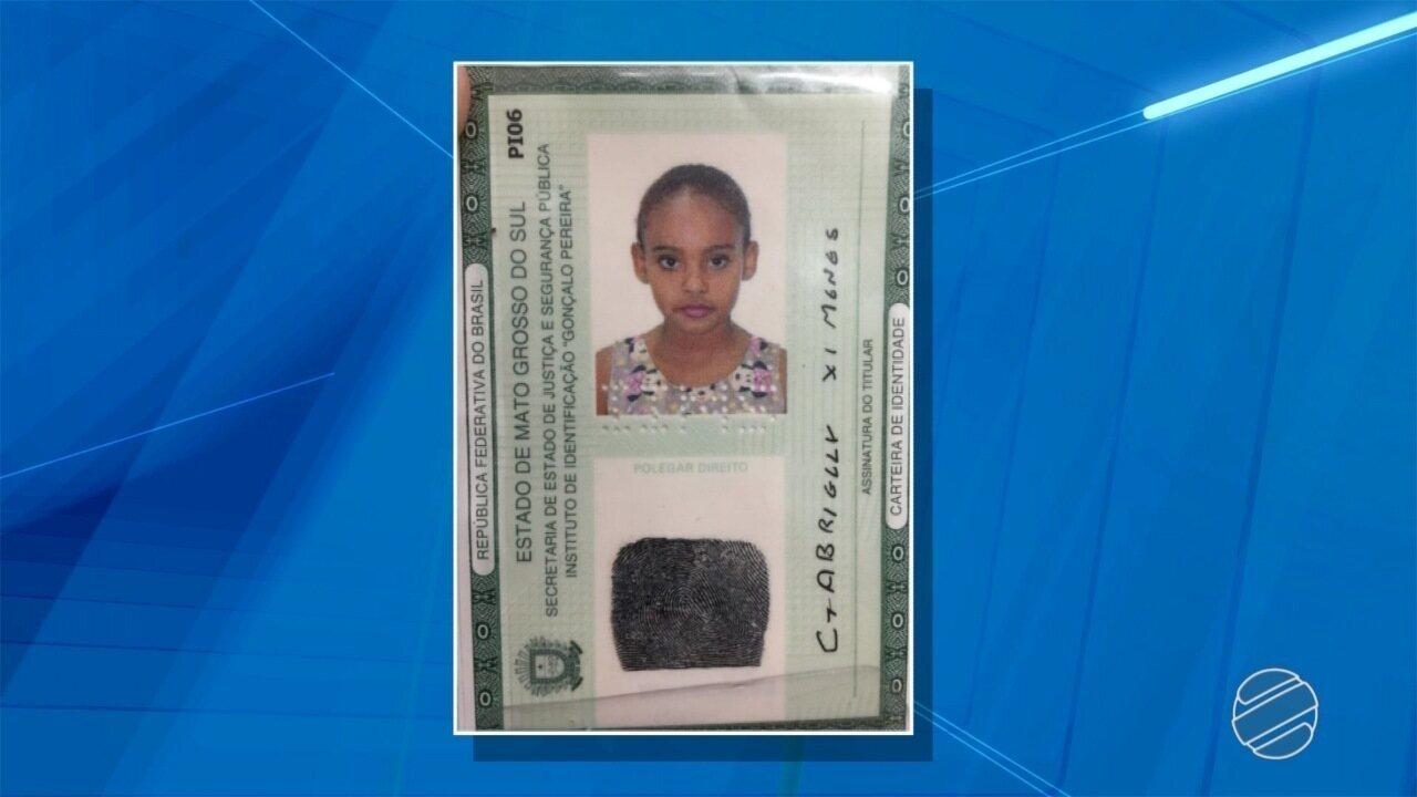 Polícia Civil investiga a morte de uma menina de 10 anos após ser agredido perto da escola