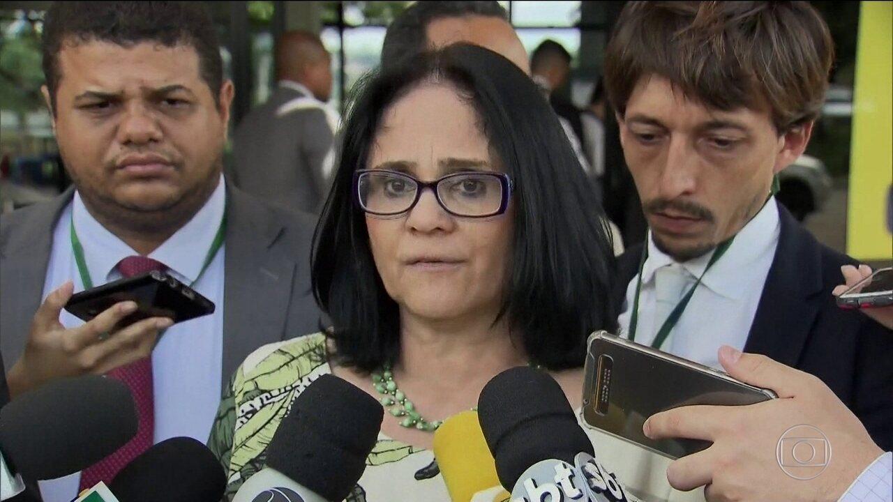 Bolsonaro escolhe assessora de Magno Malta para ministério