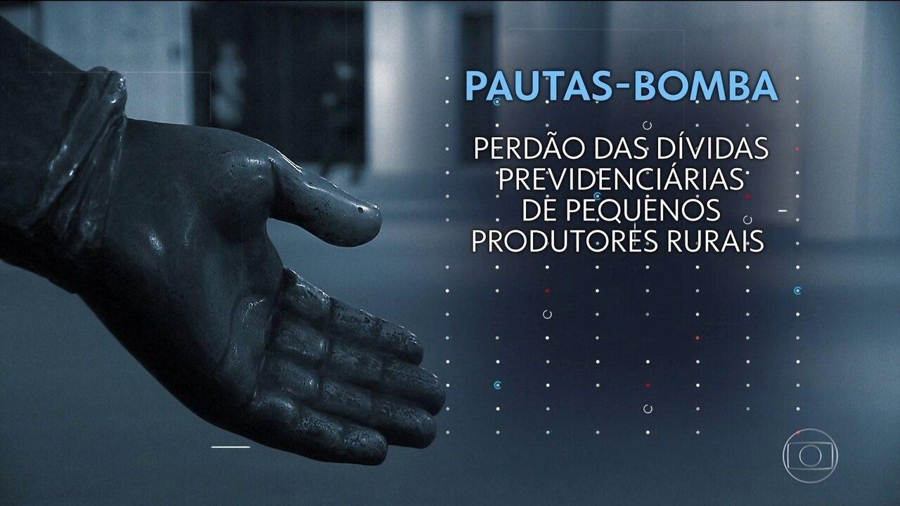 Governo Bolsonaro pode herdar projetos que agravam contas públicas