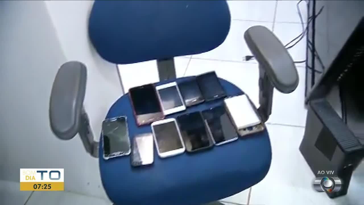Polícia Civil faz operação e apreende produtos que podem ter sido roubados em Palmas